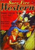 Sure-Fire Western (1936-1939 Ace Magazines) Pulp Vol. 3 #1
