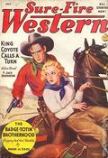 Sure-Fire Western (1936-1939 Ace Magazines) Pulp Vol. 3 #2