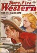 Sure-Fire Western (1936-1939 Ace Magazines) Pulp Vol. 3 #3