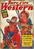 Sure-Fire Western (1936-1939 Ace Magazines) Pulp Vol. 3 #4
