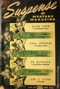 Suspense (1946-1947 Suspense Magazine) Pulp Vol. 1 #1