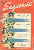 Suspense (1946-1947 Suspense Magazine) Pulp Vol. 1 #4