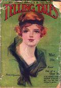 Telling Tales (1919-1925 Clayton Magazines) Pulp Vol. 3 #2