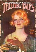 Telling Tales (1919-1925 Clayton Magazines) Pulp Vol. 6 #1