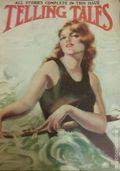 Telling Tales (1919-1925 Clayton Magazines) Pulp Vol. 9 #1