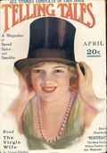 Telling Tales (1919-1925 Clayton Magazines) Pulp Vol. 11 #3