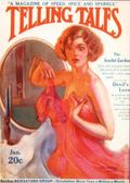 Telling Tales (1919-1925 Clayton Magazines) Pulp Vol. 15 #2