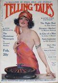 Telling Tales (1919-1925 Clayton Magazines) Pulp Vol. 16 #1