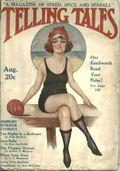 Telling Tales (1919-1925 Clayton Magazines) Pulp Vol. 19 #1