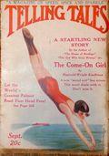 Telling Tales (1919-1925 Clayton Magazines) Pulp Vol. 19 #2
