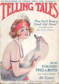 Telling Tales (1919-1925 Clayton Magazines) Pulp Vol. 21 #2