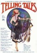 Telling Tales (1919-1925 Clayton Magazines) Pulp Vol. 23 #1