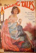 Telling Tales (1919-1925 Clayton Magazines) Pulp Vol. 24 #2