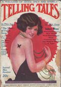 Telling Tales (1919-1925 Clayton Magazines) Pulp Vol. 25 #2