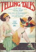 Telling Tales (1919-1925 Clayton Magazines) Pulp Vol. 26 #1