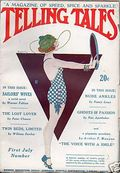 Telling Tales (1919-1925 Clayton Magazines) Pulp Vol. 27 #1