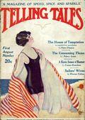 Telling Tales (1919-1925 Clayton Magazines) Pulp Vol. 28 #1