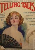 Telling Tales (1919-1925 Clayton Magazines) Pulp Vol. 28 #2