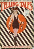 Telling Tales (1919-1925 Clayton Magazines) Pulp Vol. 29 #2