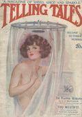 Telling Tales (1919-1925 Clayton Magazines) Pulp Vol. 30 #2