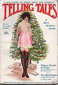 Telling Tales (1919-1925 Clayton Magazines) Pulp Vol. 32 #2
