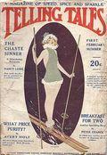 Telling Tales (1919-1925 Clayton Magazines) Pulp Vol. 34 #1