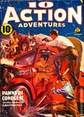 10 Action Adventures (1939 Ace Magazines) Pulp Vol. 1 #1