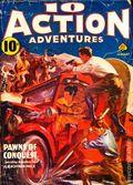 10 Action Adventures (1939 Ace Magazines) Pulp Vol. 1 #1