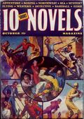 10 Short Novels Magazine (1938-1939 Ace Magazines) Pulp Vol. 1 #1