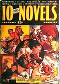10 Short Novels Magazine (1938-1939 Ace Magazines) Pulp Vol. 1 #2
