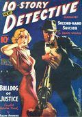 10-Story Detective Magaizine (1938-1949 Ace Magazines) Pulp Vol. 1 #1