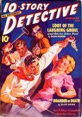 10-Story Detective Magaizine (1938-1949 Ace Magazines) Pulp Vol. 1 #3