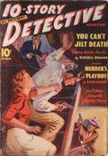 10-Story Detective Magaizine (1938-1949 Ace Magazines) Pulp Vol. 1 #4