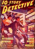 10-Story Detective Magaizine (1938-1949 Ace Magazines) Pulp Vol. 2 #3