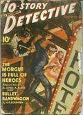 10-Story Detective Magaizine (1938-1949 Ace Magazines) Pulp Vol. 3 #1