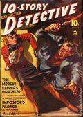 10-Story Detective Magaizine (1938-1949 Ace Magazines) Pulp Vol. 3 #3
