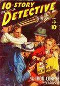 10-Story Detective Magaizine (1938-1949 Ace Magazines) Pulp Vol. 4 #1