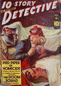 10-Story Detective Magaizine (1938-1949 Ace Magazines) Pulp Vol. 4 #2