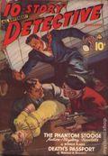 10-Story Detective Magaizine (1938-1949 Ace Magazines) Pulp Vol. 4 #3