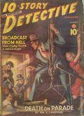 10-Story Detective Magaizine (1938-1949 Ace Magazines) Pulp Vol. 4 #4