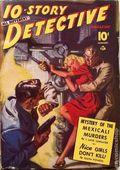 10-Story Detective Magaizine (1938-1949 Ace Magazines) Pulp Vol. 5 #1
