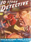 10-Story Detective Magaizine (1938-1949 Ace Magazines) Pulp Vol. 5 #2