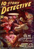 10-Story Detective Magaizine (1938-1949 Ace Magazines) Pulp Vol. 5 #3