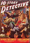 10-Story Detective Magaizine (1938-1949 Ace Magazines) Pulp Vol. 5 #4