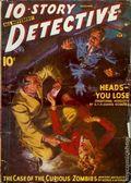 10-Story Detective Magaizine (1938-1949 Ace Magazines) Pulp Vol. 6 #2