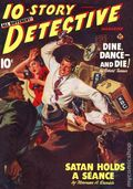 10-Story Detective Magaizine (1938-1949 Ace Magazines) Pulp Vol. 6 #3