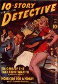 10-Story Detective Magaizine (1938-1949 Ace Magazines) Pulp Vol. 7 #1