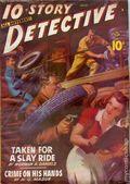 10-Story Detective Magaizine (1938-1949 Ace Magazines) Pulp Vol. 7 #2