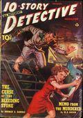 10-Story Detective Magaizine (1938-1949 Ace Magazines) Pulp Vol. 7 #4
