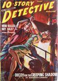 10-Story Detective Magaizine (1938-1949 Ace Magazines) Pulp Vol. 8 #1